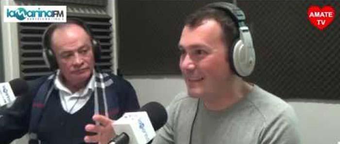 Sergi Torres y Juan Honorio - La Marina Barcelona 25-02-2015 AmateTV