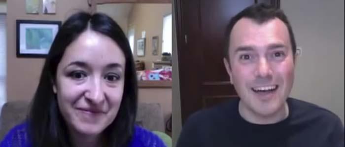 SERGI TORRES entrevistado por Elvira Lopez del Prado
