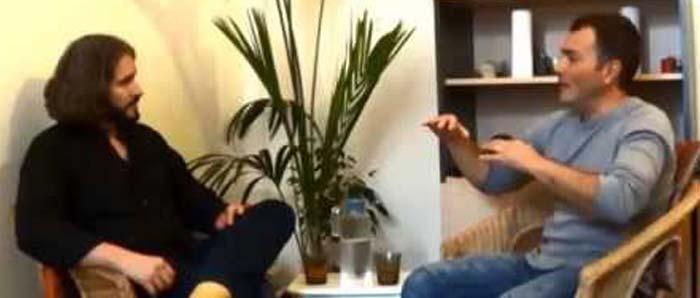 DEJAR QUE LA VIDA SE EXPRESE con Sergi Torres y Victor Brossa (Proyecto syneidesis)