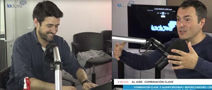 #CombinacionClave Viernes 23 de Octubre //Entrevista Sergi Torres (Parte 6/6)