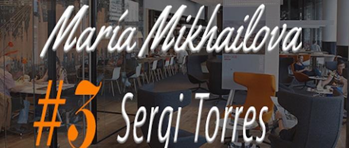 Sergi Torres - Entrevista de Maria Mikhailova