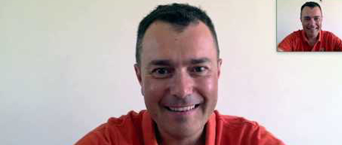 Sergi Torres - Entrevista de Nahir Barrios - Radio Frecuencia Origen