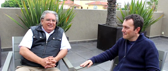Sergi Torres y Cesar de Morey - La experiencia de vivir sin miedo